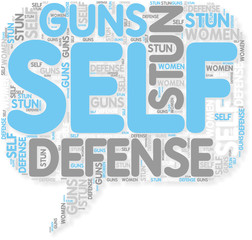 Concept of Brand New Mini Stun Gun Offers Powerful Punch