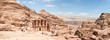 Leinwandbild Motiv The Monastarty, Petra, Jordan