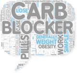 Concept of Do Carb Blocker  Starch Blocker Pills Work poster