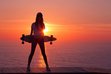Skater Girl