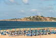 Strand in Portugal an der Algarve