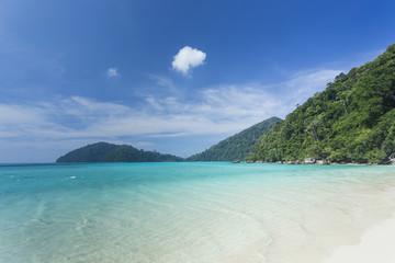 Surin national park in Thailand