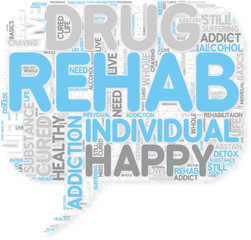 Concept of Drug Rehab  The Basics