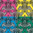 Bright background, seamless texture