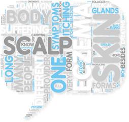 Concept of Eliminating Scalp Eczema