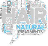 Concept of Female Hair Loss Treatment And Information