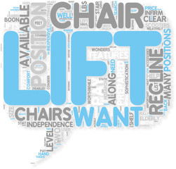 Concept of Features To Consider When Choosing A Lift Chair