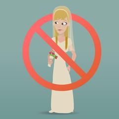 No Wedding