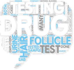 Concept of Hair Drug Testing