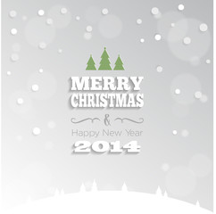 elegant Christmas card, background