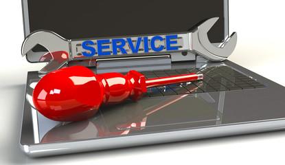 Wartung Service
