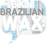 Concept of How To Give Yourself A Brazilian Bikini Wax