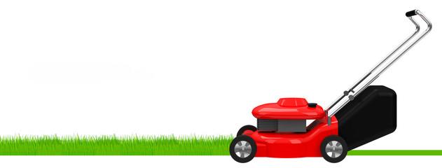 Das Rasenmähen