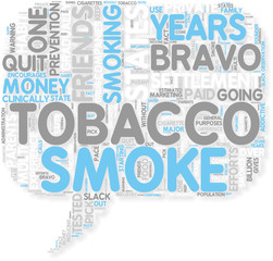 Concept of Is Tobacco Settlement Money Going Up in Smoke