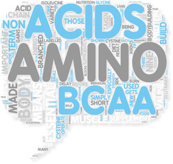 Concept of Know Your Bodybuilding Supplement  BCAA s