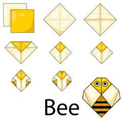 bee Origami