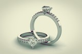 The beauty wedding ring - 59669804