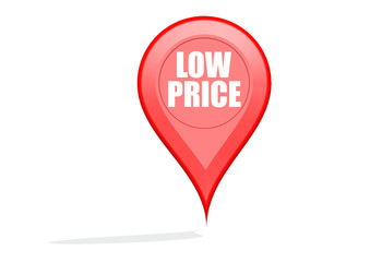 Low price pointer