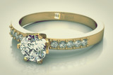 Wedding Ring - 59672601