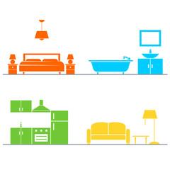 bedroom,bathroom,kitchen,lounge - 01