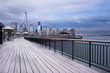 Hudson River Waterfront Walkway New Jersey City
