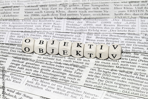 Objektive Berichterstattung