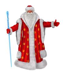 Традиционный Дед Мороз