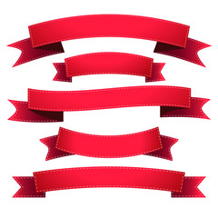 Set ribbons