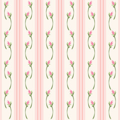 Rosebud background 3