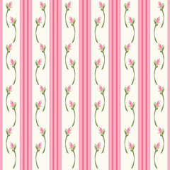 Rosebud background 4