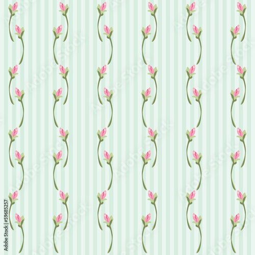 Rosebud background 5