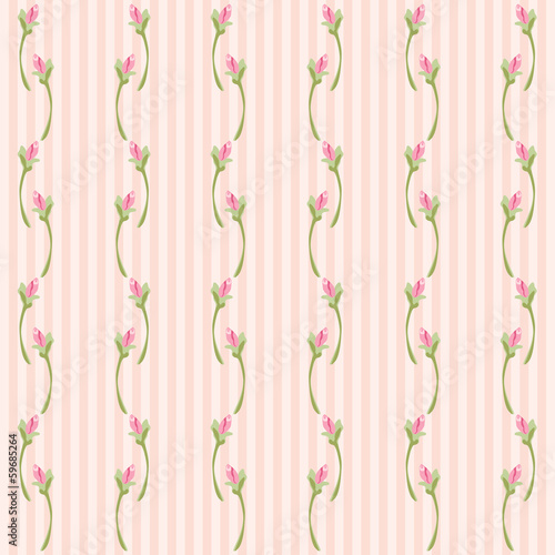 Rosebud background 6