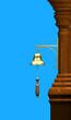 glocke - schiffsglocke mast 2