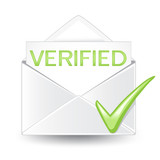 Verified Mail Icon