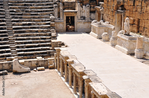 Antic theatre - Hierapolis