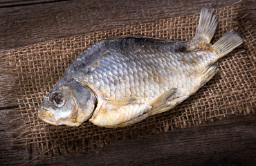 One salted fish