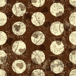 Seamless grungy brown pattern