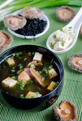 Japanese Food-Miso soup