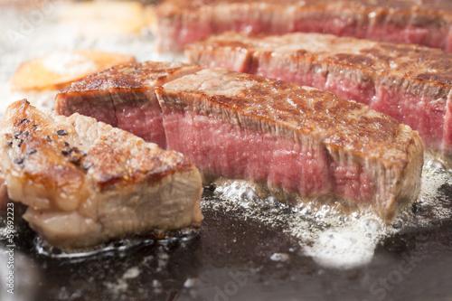 国産和牛ヒレステーキ