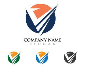 V Logo 1