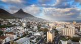 Urban City skyline, Cape Town, South Africa.