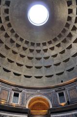 Rome Pantheon Cupola