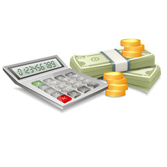 Деньги калькулятор