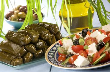 Spécialités Grecques