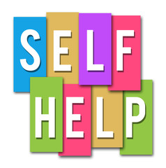 Self Help Colourful Stripes