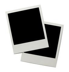 Two Polaroids
