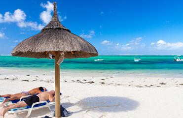 vacances reposantes pour seniors à l'île Maurice