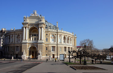 Opera and Ballet in Odessa