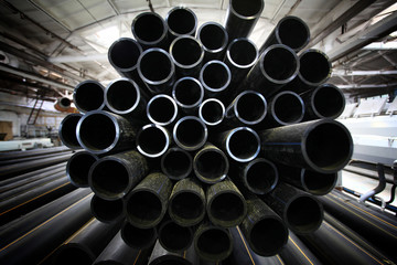 plumbing pipes industry