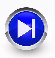 Knopf blau nachfolgen